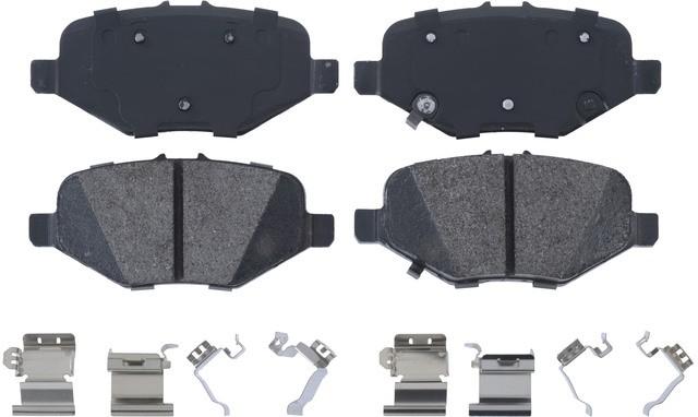 Autopart International 1420-517245 Disc Brake Pad Set