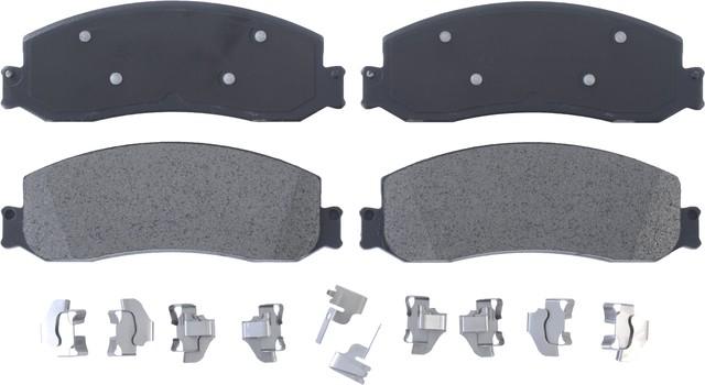 Autopart International 1420-517246 Disc Brake Pad Set