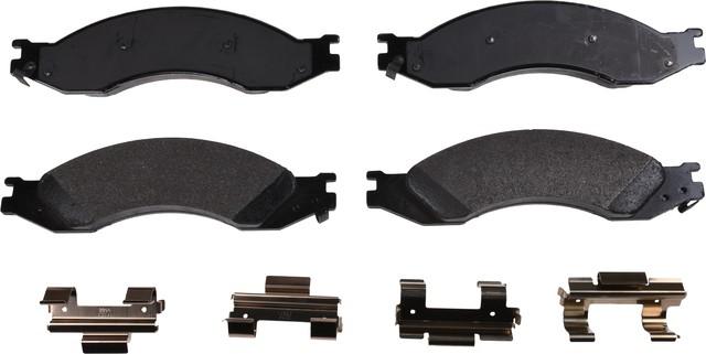 Autopart International 1420-603244 Disc Brake Pad Set