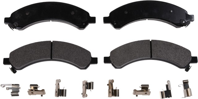 Autopart International 1420-653262 Disc Brake Pad Set