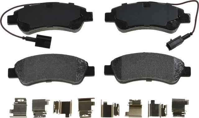 Autopart International 1420-670253 Disc Brake Pad Set