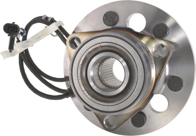 Autopart International 1421-289701 Wheel Bearing and Hub Assembly