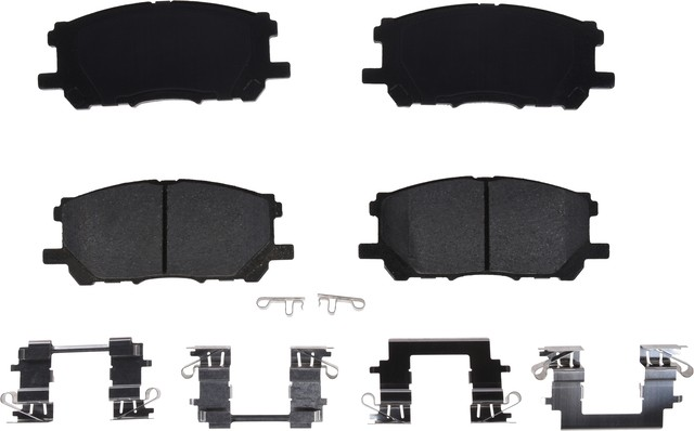 Autopart International 1424-639559 Disc Brake Pad Set