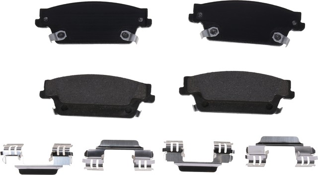 Autopart International 1424-639566 Disc Brake Pad Set