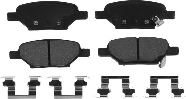 Autopart International 1424-639573 Disc Brake Pad Set