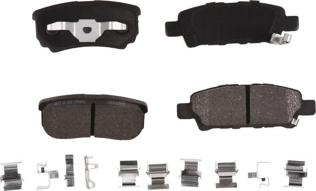 Autopart International 1424-639575 Disc Brake Pad Set