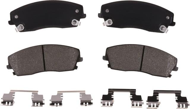 Autopart International 1424-639587 Disc Brake Pad Set