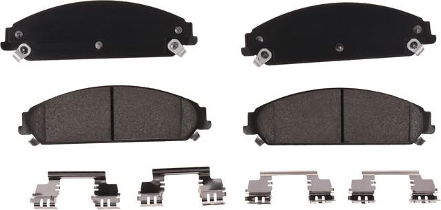 Autopart International 1424-639589 Disc Brake Pad Set