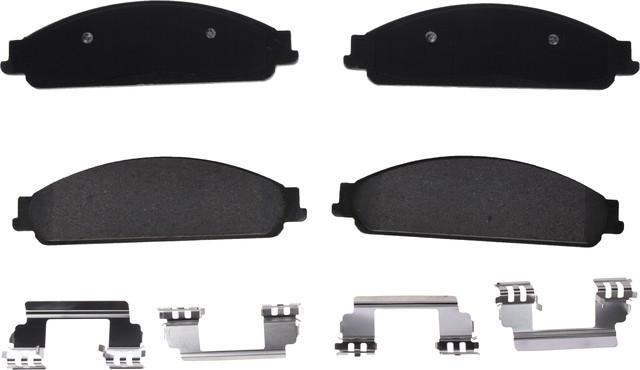 Autopart International 1424-639594 Disc Brake Pad Set