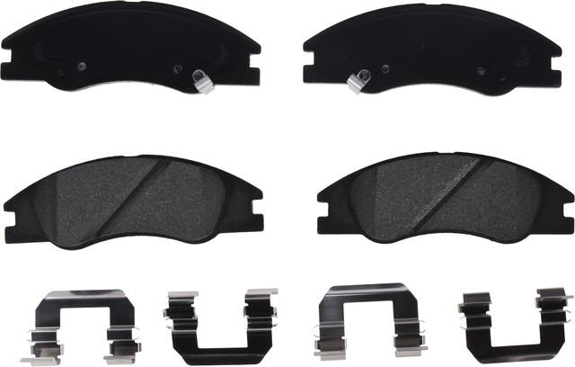 Autopart International 1424-639597 Disc Brake Pad Set