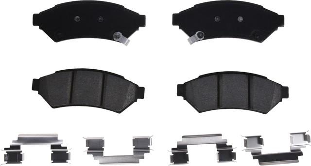 Autopart International 1424-639598 Disc Brake Pad Set