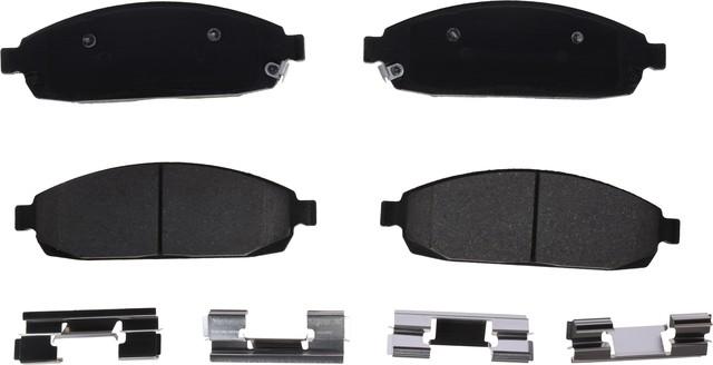 Autopart International 1424-639601 Disc Brake Pad Set