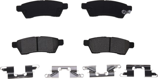 Autopart International 1424-639616 Disc Brake Pad Set