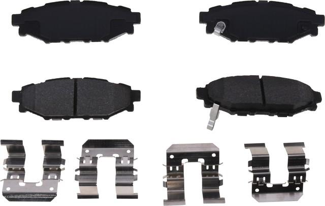 Autopart International 1424-639625 Disc Brake Pad Set