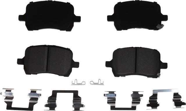 Autopart International 1424-639635 Disc Brake Pad Set