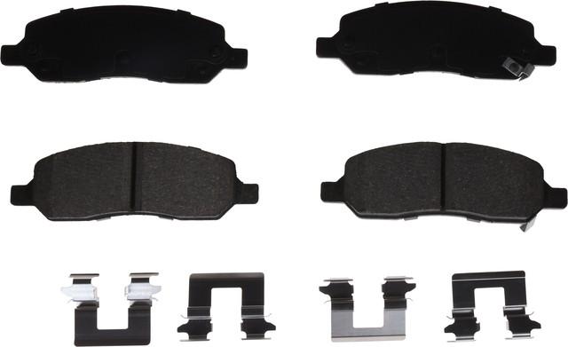 Autopart International 1424-639642 Disc Brake Pad Set