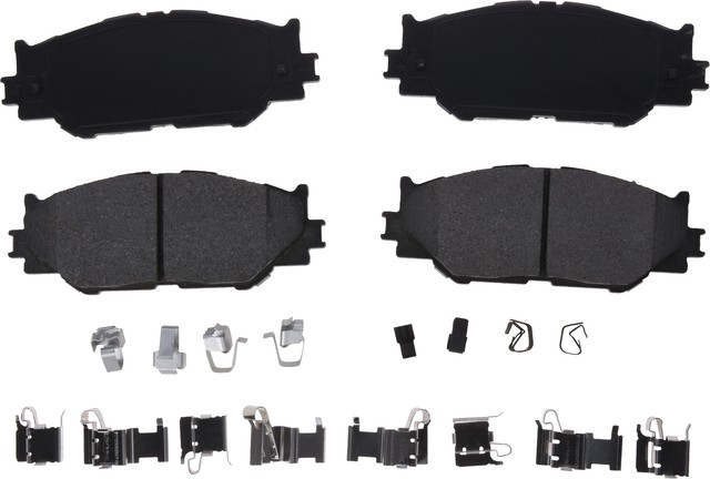 Autopart International 1424-639643 Disc Brake Pad Set