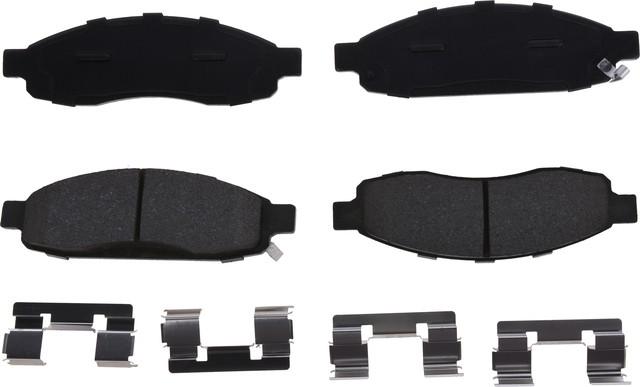 Autopart International 1424-639645 Disc Brake Pad Set