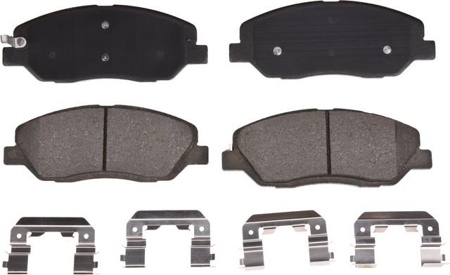 Autopart International 1424-639652 Disc Brake Pad Set
