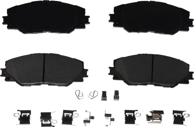 Autopart International 1424-639655 Disc Brake Pad Set
