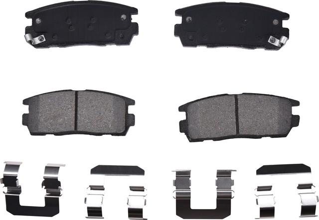 Autopart International 1424-639670 Disc Brake Pad Set