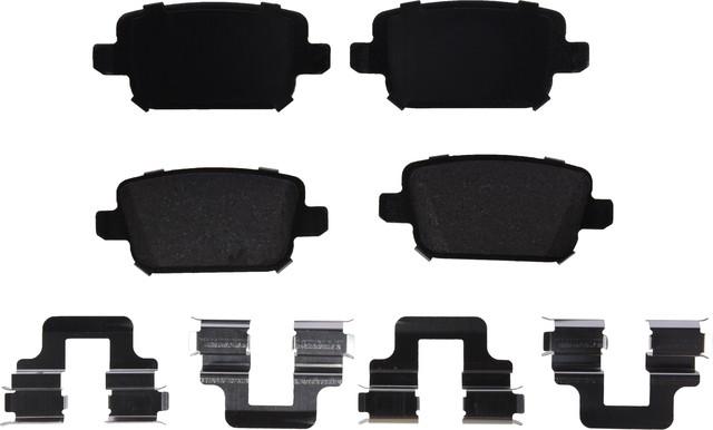 Autopart International 1424-639695 Disc Brake Pad Set