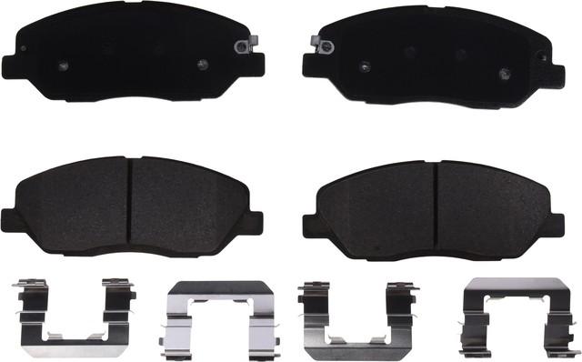 Autopart International 1424-639729 Disc Brake Pad Set