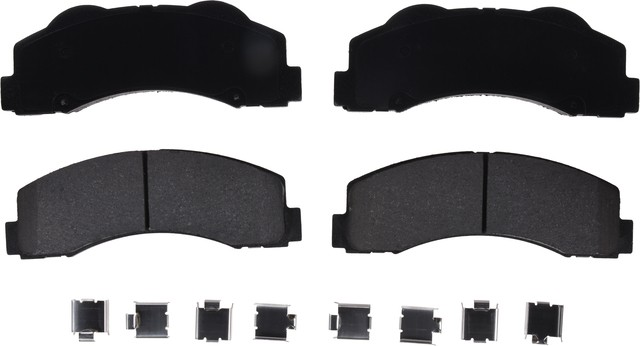 Autopart International 1424-639743 Disc Brake Pad Set