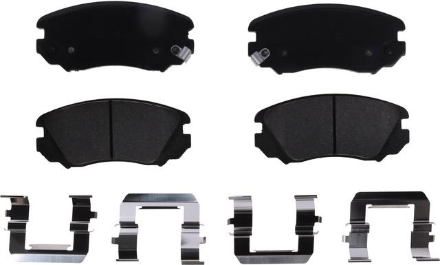 Autopart International 1424-639745 Disc Brake Pad Set