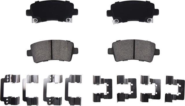 Autopart International 1424-639750 Disc Brake Pad Set