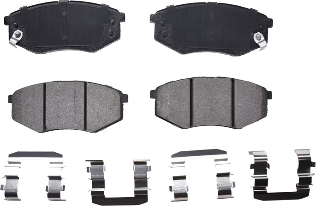 Autopart International 1424-639754 Disc Brake Pad Set
