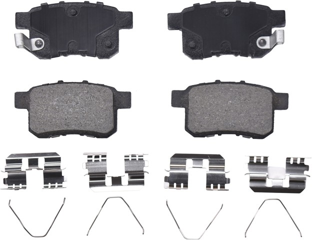 Autopart International 1424-639755 Disc Brake Pad Set