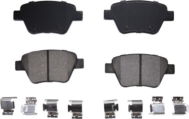 Autopart International 1424-639758 Disc Brake Pad Set