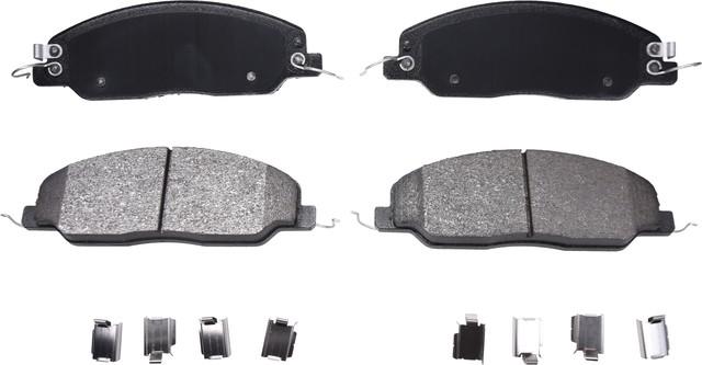 Autopart International 1424-639760 Disc Brake Pad Set