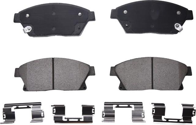 Autopart International 1424-639762 Disc Brake Pad Set