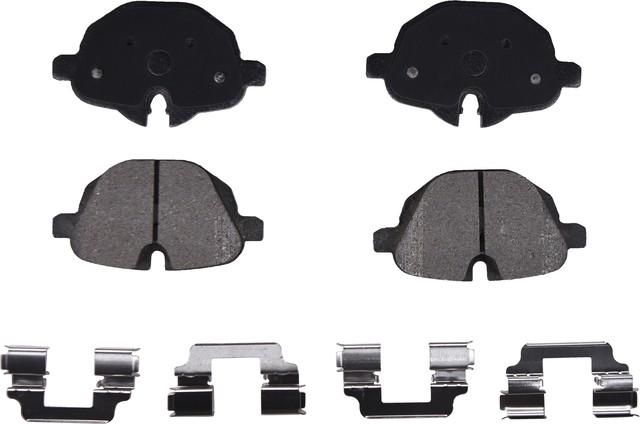 Autopart International 1424-639764 Disc Brake Pad Set