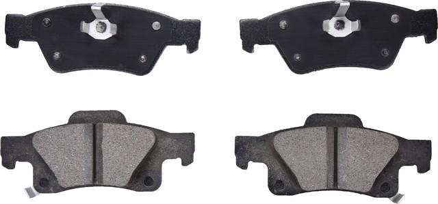 Autopart International 1424-639765 Disc Brake Pad Set