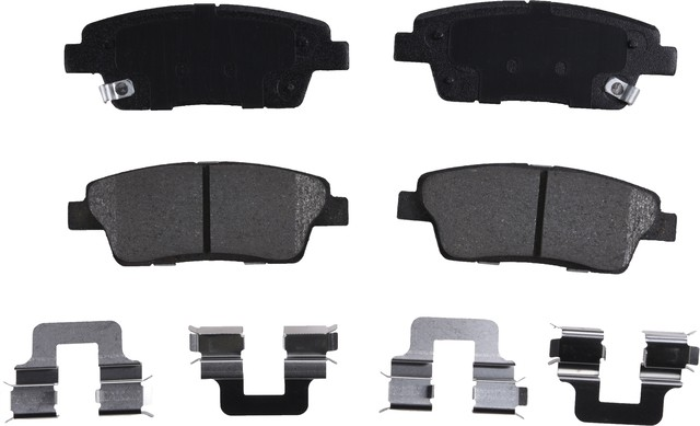 Autopart International 1424-639773 Disc Brake Pad Set