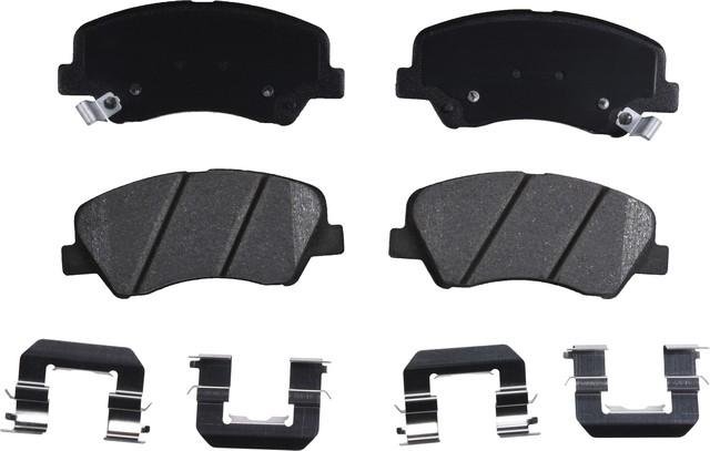 Autopart International 1424-639783 Disc Brake Pad Set