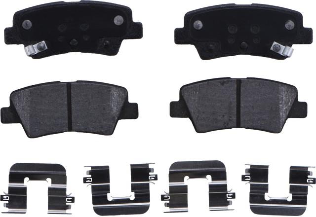 Autopart International 1424-639784 Disc Brake Pad Set