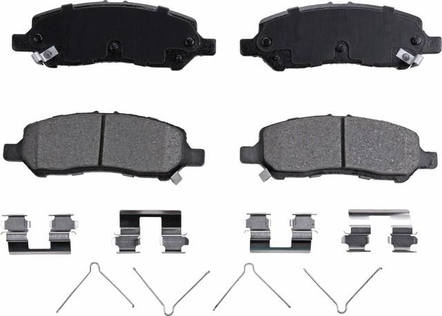 Autopart International 1424-639795 Disc Brake Pad Set
