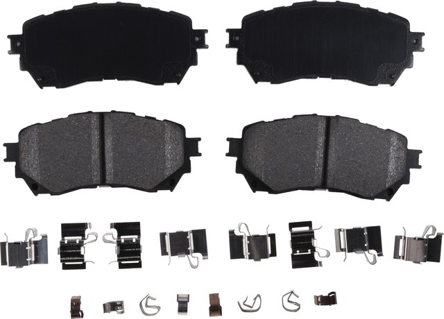 Autopart International 1424-639804 Disc Brake Pad Set