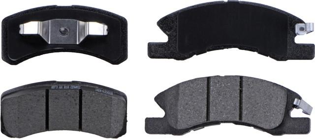 Autopart International 1424-639808 Disc Brake Pad Set