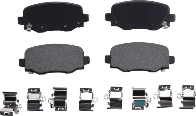 Autopart International 1424-639809 Disc Brake Pad Set