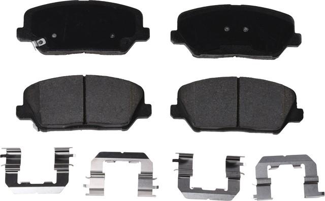 Autopart International 1424-639810 Disc Brake Pad Set