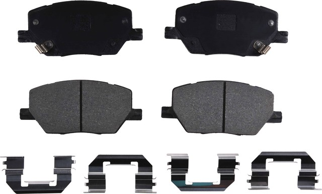 Autopart International 1424-639817 Disc Brake Pad Set
