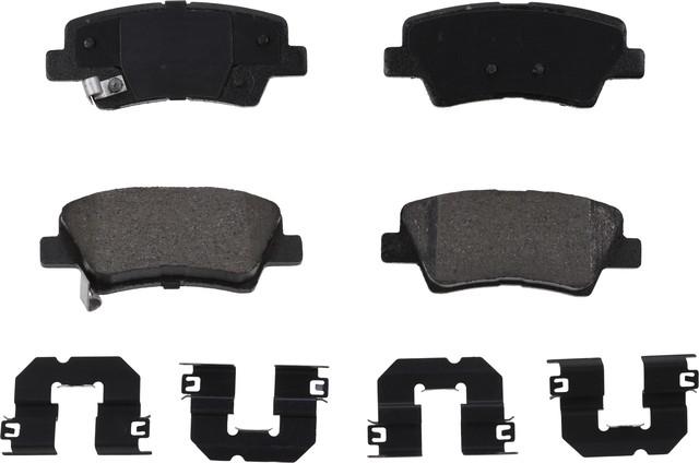 Autopart International 1424-639830 Disc Brake Pad Set