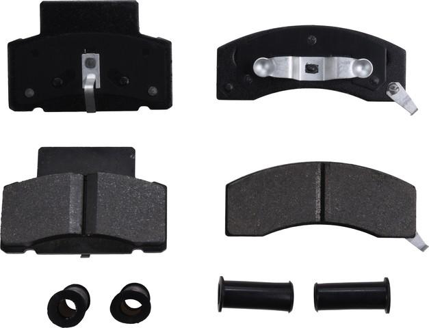 Autopart International 1424-639852 Disc Brake Pad Set