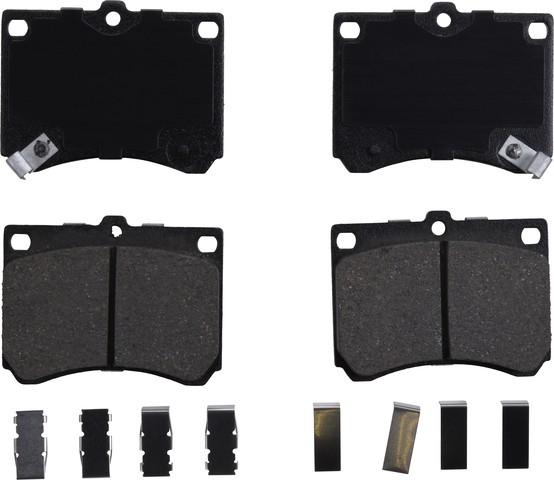 Autopart International 1424-639857 Disc Brake Pad Set
