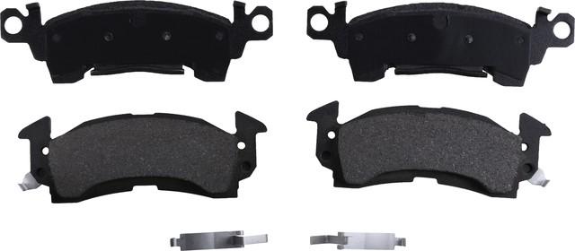 Autopart International 1424-639865 Disc Brake Pad Set